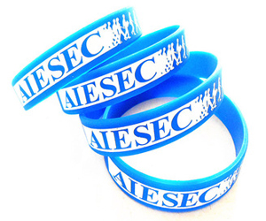 Rubber Wristband, Printed Silicone Wristband, promotional Rubber Wristbands