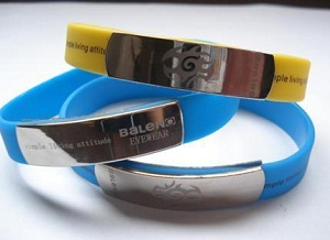 metal strip wristband manufacturer,metal strip bracelet manufacturer