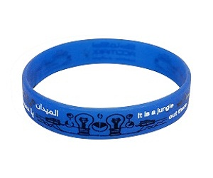 Promotional Wristbands India