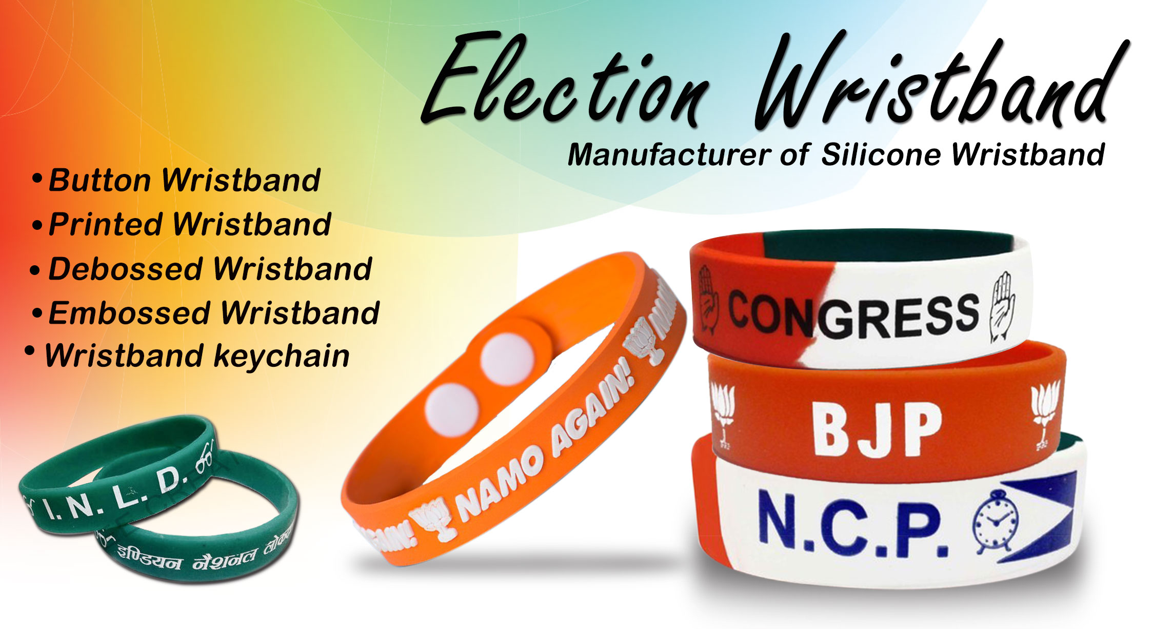 Wristband Supplier