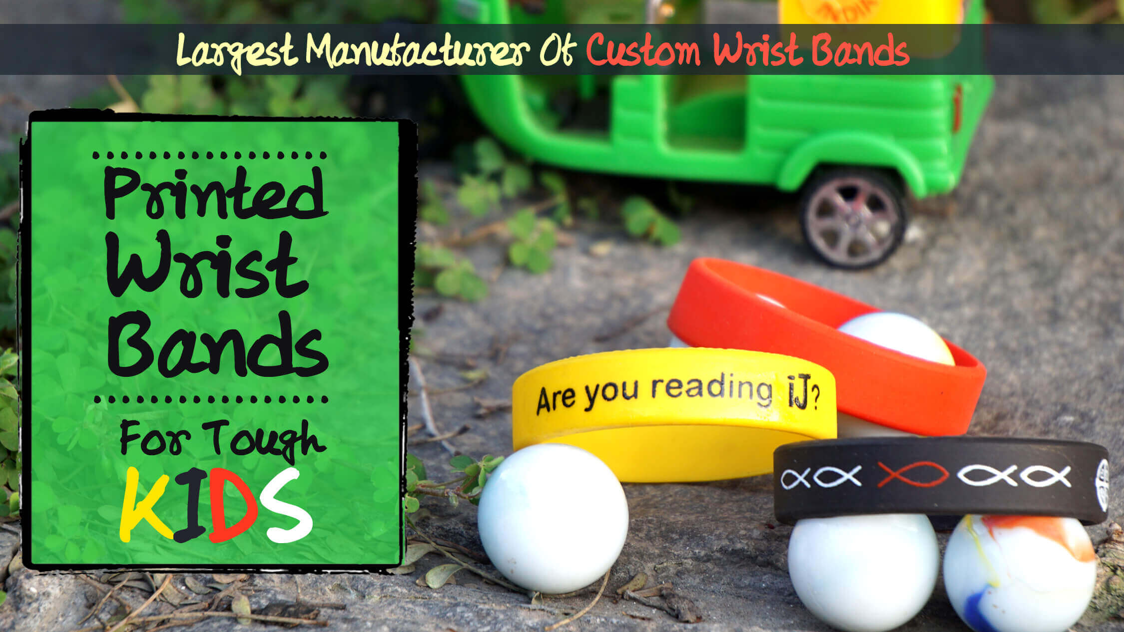 We are printed kids wristband manufacturer, kids printed wristbands,